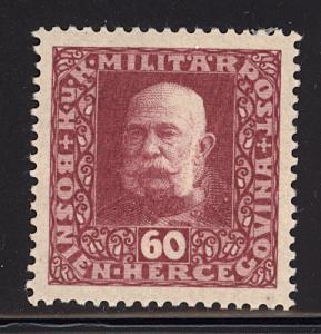 Bosnia 1916  Scott #97 MLH
