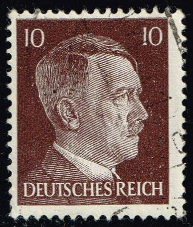 Germany #511A Adolph Hitler; Used (0.45)