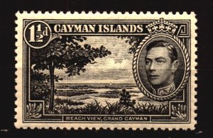 Cayman Scott 103 Unused NH