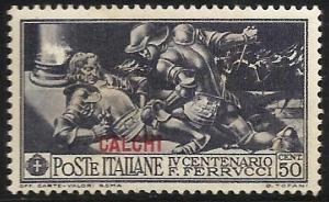 Italy, Calchi 1930 Scott# 14 MH