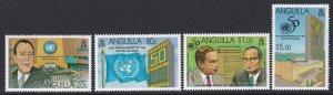 927-30 UN Anniversary MNH
