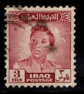 IRAQ Scott 133 Used stamp