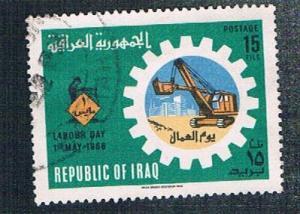 Iraq 407 Used Steam Shovel (BP409)