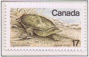 Canada Mint VF-NH #813 Turtle