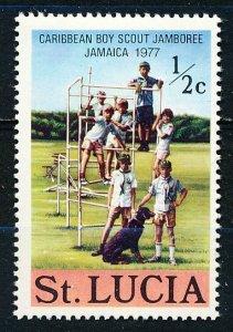 St Lucia #419 Single MNH