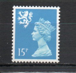 Great Britain - Scotland SMH27 MNH
