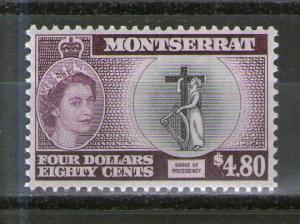 Montserrat 142 MNH