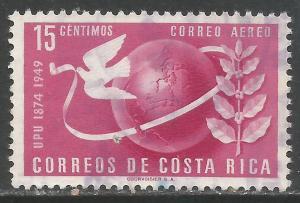 COSTA RICA C186 VFU P446