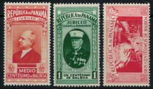 Panama #311-3* CV $6.30