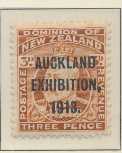 New Zealand Stamp Scott #133e, Mint Hinged - Free U.S. Shipping, Free Worldwi...