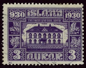 Iceland SC#152 Used Fine hr..Fill a Key Spot!!