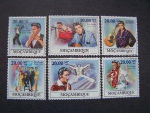 Mozambique 2009 MNH Elvis Presley