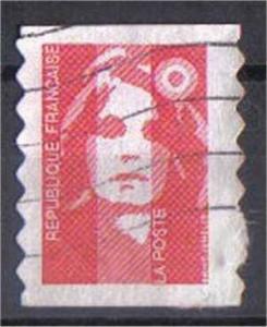 FRANCE, 1993-6, used 2f80, Marianne SG2343