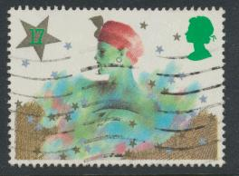Great Britain SG 1304 - Used - Christmas