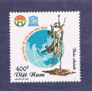 Vietnam  2942 MNH Year of Culture and Peace (V0496)+