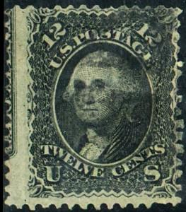 U.S. #69 Used Ave-Fine  Cat$90