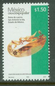 MEXICO 2490h, $1.50Pesos HANDCRAFTS 2013 ISSUE. MINT, NH. F-VF.