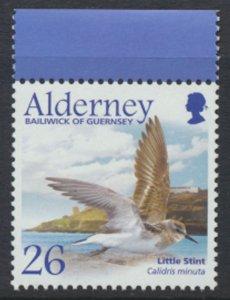 Alderney  SG A259  SC# 256 Migrating Birds Mint Never Hinged see scan