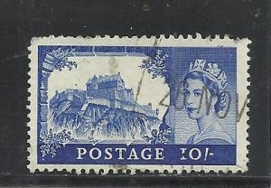 Great Britain #373 used cv $4.00