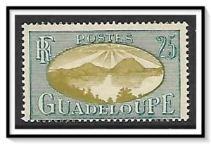 Guadeloupe #104 Saints Roadstead MNH