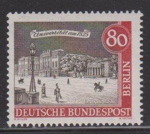 Germany Berlin Sc#9N205 MNH