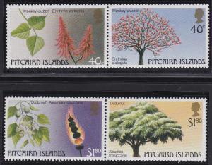 Pitcairn Islands 229-230 MNH (1983)
