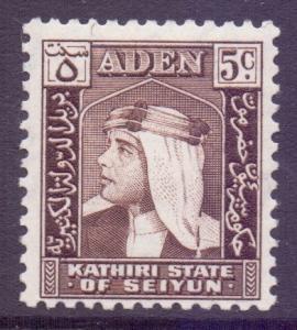 Aden Seiyun Scott 29 - SG29, 1954 Sultan 5cMH*