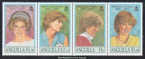 Anguilla Scott 969 Mint never hinged.