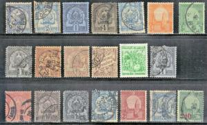 TUNISIA STAMP ASSORTMENT LOT #2  SEE SCAN