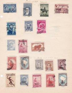 ARGENTINA^^^^^^OLDER  used    on  page ( some  OFFICIALS ) $$@ha554arg