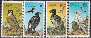 South West Africa #373-6 F-VF Unused CV $22.50 (A18454)