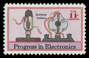 PCBstamps      C86 11c Electronics, 1973, MNH, (9)