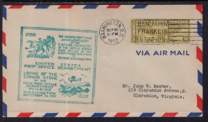 US 143rd Anniversary Establishment of the US Post Office Administration 1932 ...
