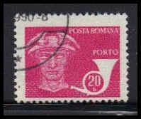 Romania Used Fine D36972