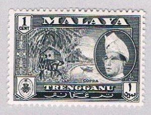 Malaya Trengganu 75 MLH Sultan Ismail (BP2316)