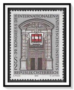 Austria #948 Gate MNH