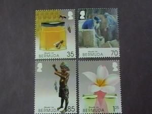 BERMUDA  # 925-928-MINT/NEVER HINGED--COMPLETE SET----QEII----2006