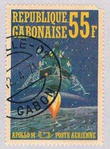 Gabon C108C Used Space 1971 (BP3583)