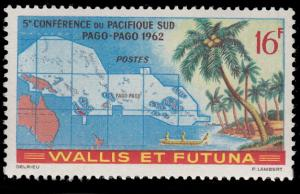 Wallis & Futuna Islands 158 MNH
