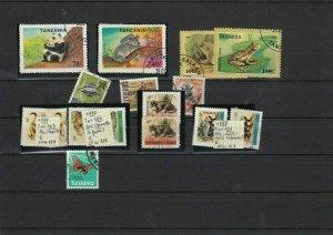 Tanzania Stamps Ref 31416