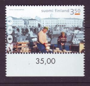 J19346 Jlstamps 2000 finland set of 1 mnh #1121 helsinki