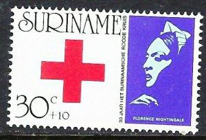 Surinam B197 MNH 1973 Red Cross (ap6729)