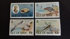 Isle of Man1979 The 100th Anniversary Natural History & Antiquarian Society Mint