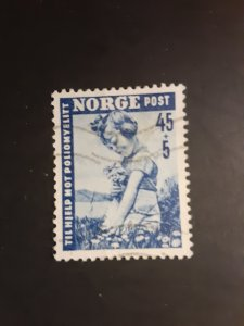 *Norway #B49                   Used