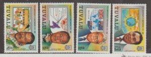 Tuvalu Scott #785-788 Stamps - Mint NH Set