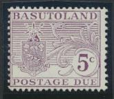Basutoland  Postage Due  SG D4 Mint / maybe MUH see details