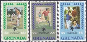 Grenada #927-9  MNH CV $6.00 (SU7568)