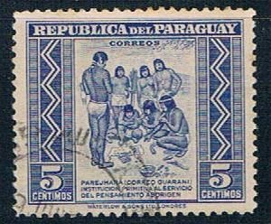 Paraguay Natives 5 - pickastamp (PP8R705)