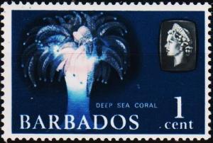 Barbados. 1965 1c S.G.342 Unmounted Mint