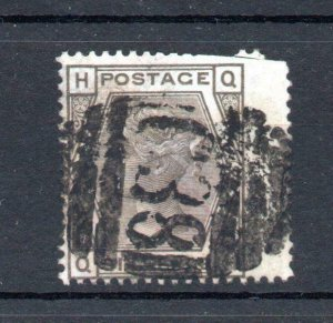 6d PLATE 15 (?) USED ABROAD IN CALLAO